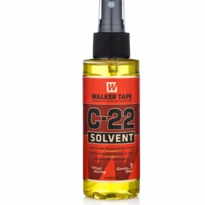 118 ml remover C22 w sprayu  do tupetòw i protez